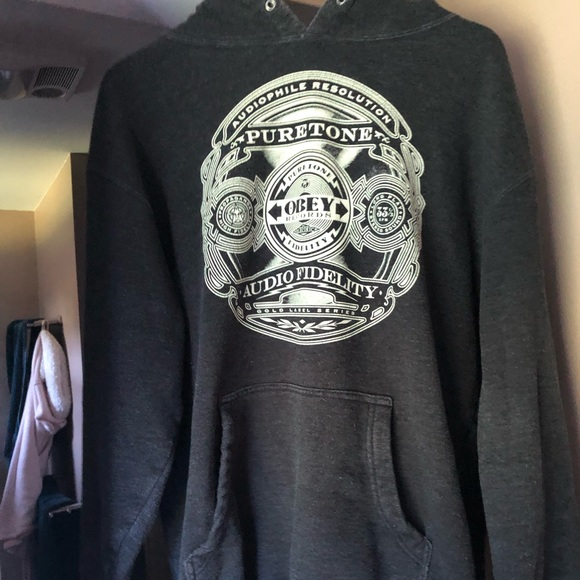 Obey Other - Men's obey hoodie